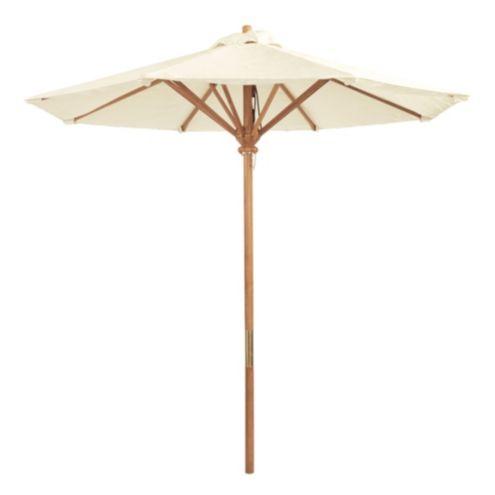 Teak 8' Umbrella