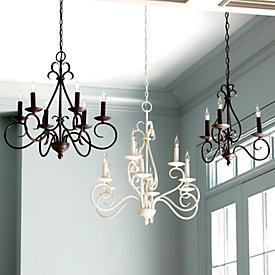 laurenza 8 light chandelier ballard designs. Black Bedroom Furniture Sets. Home Design Ideas