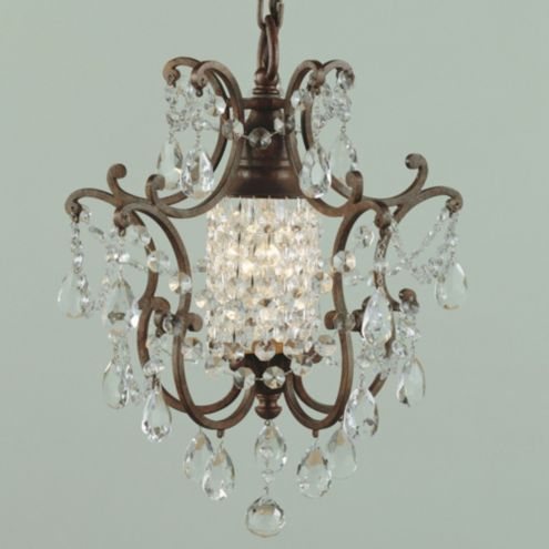 Verdi 1-Light Chandelier