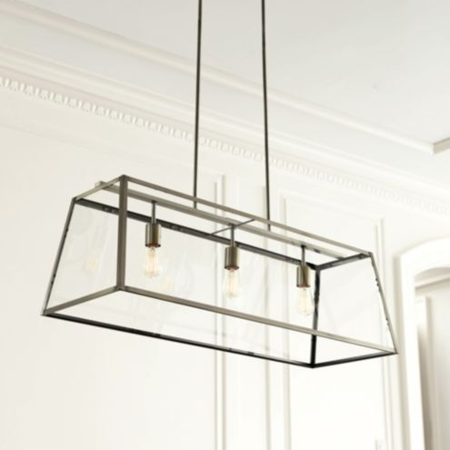 Eldridge Rectangular Chandelier