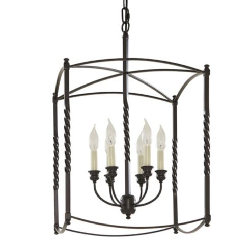 Carriage House Chandelier - Extra Large