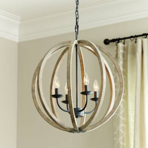 Hudson 4-Light Pendant