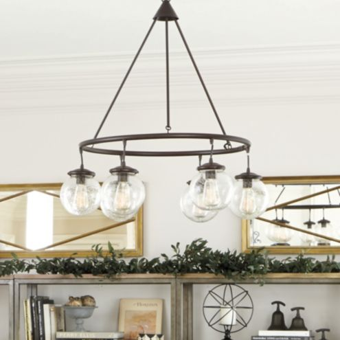 Darby 6-Light Chandelier