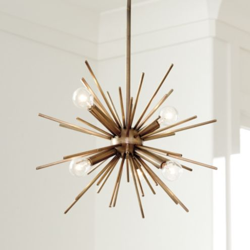 Urchin 6-Light Pendant