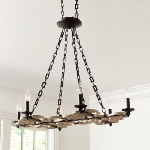 Juliette 6-Light Chandelier