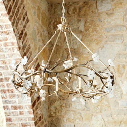 Casa Florentina Trista 8-Light Chandelier