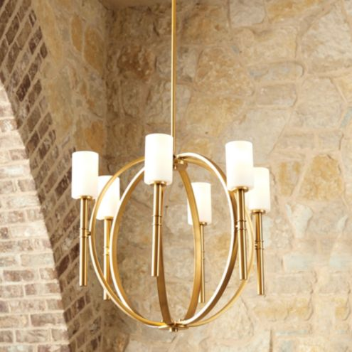Casa Florentina Jovan 6-Light Chandelier