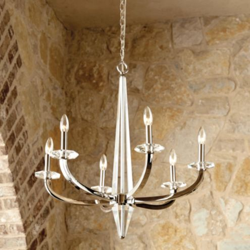 Casa Florentina Salvatore 6-Light Chandelier