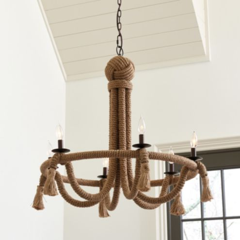 Hinson 6-Light Chandelier