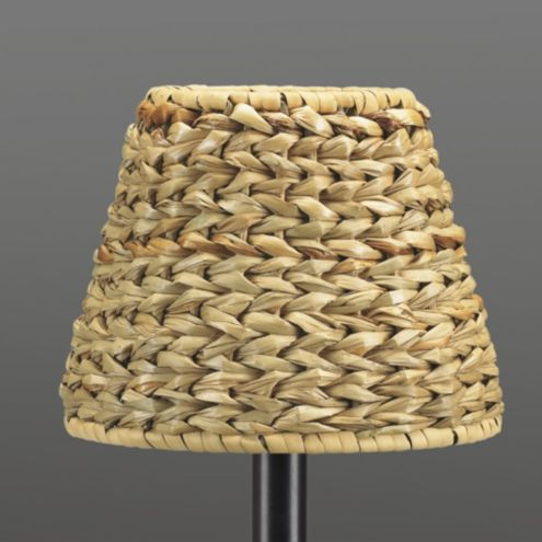 Seagrass Chandelier Shade - Woven Chandelier Shade