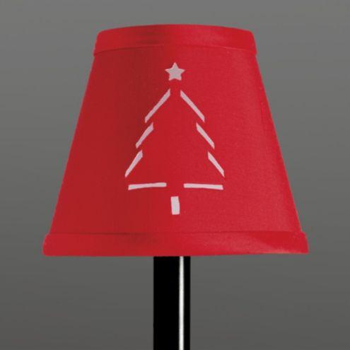 Christmas Tree Chandelier Shade