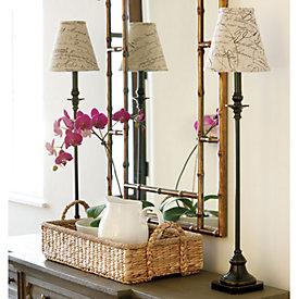 Lamp Shades For Buffet Lamps: Maria Buffet Lamp,Lighting