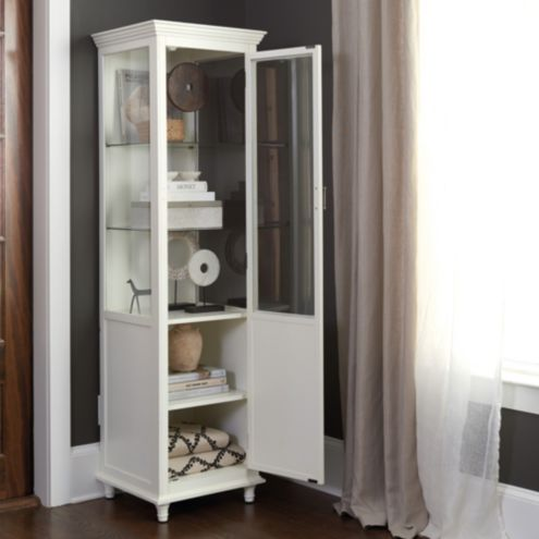 Meridian Glass Cabinet