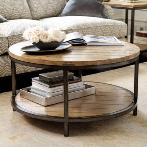 Durham Round Coffee Table