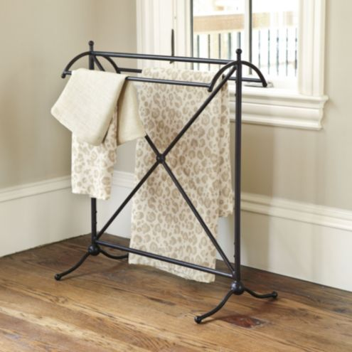 Adele Blanket Rack