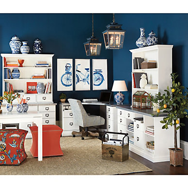 modular home office - Ballard Home Design