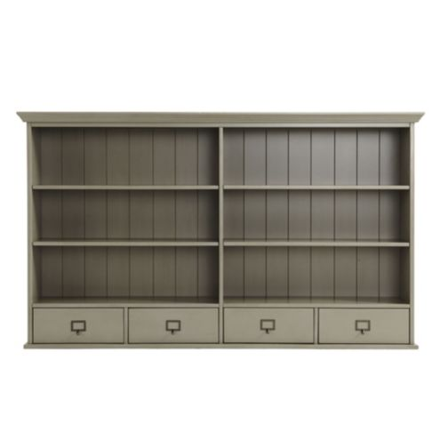 Original Home Office™ 4-Drawer Hutch