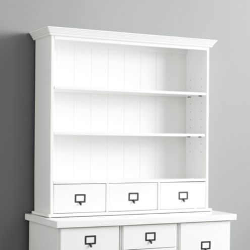 Original Home Office™ 3-Drawer Hutch