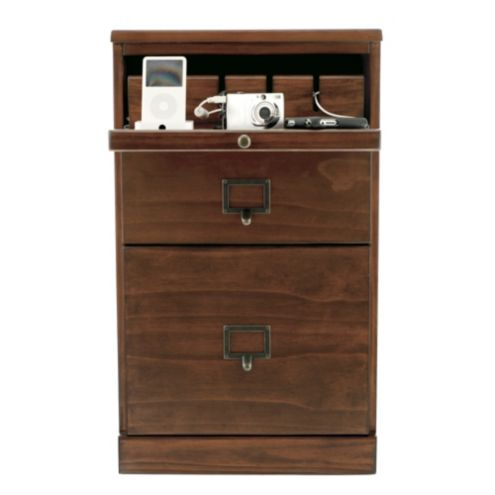 Original Home Office&#8482 3-Drawer Cabinet with Charger