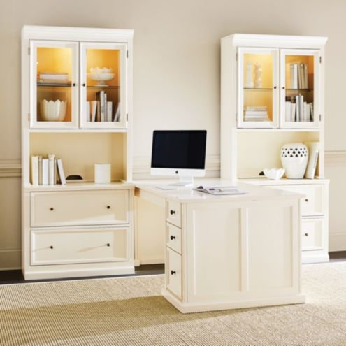 Ballard designs home office house design plans - Ballard design home office ...