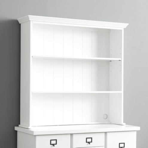Original Home Office™ Small Open Base Hutch