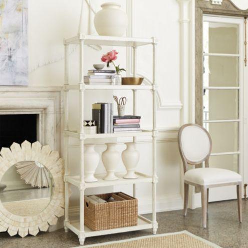Suzanne Kasler French Bookcase