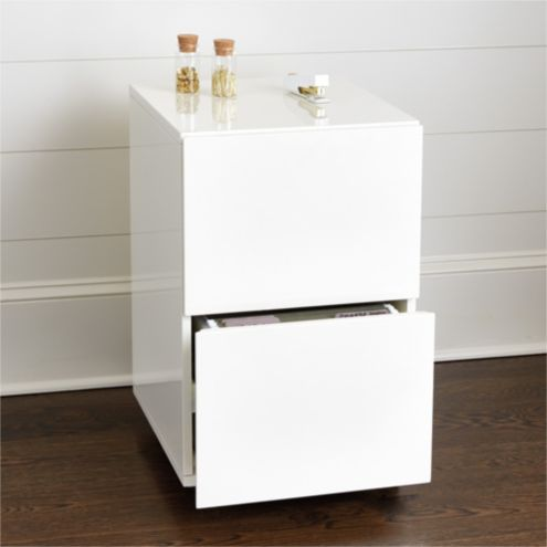 Suzanne Kasler Parsons 2-Drawer File Cabinet