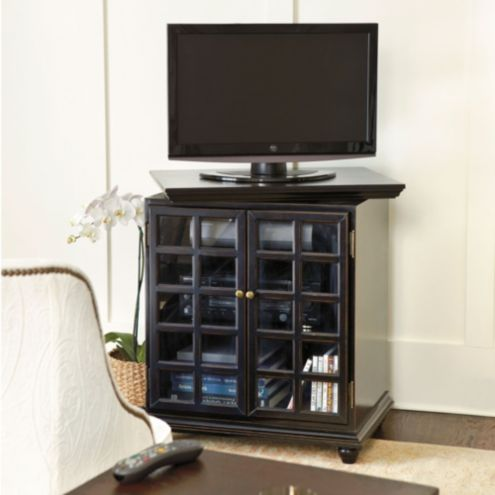 Devon Swivel Media Cabinet
