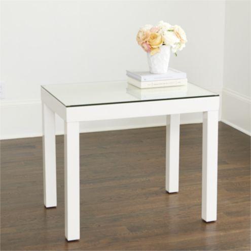 Allen Side Table Ballard Designs