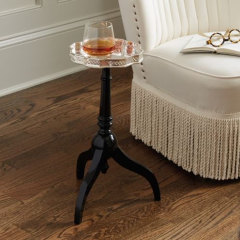 Miles Redd Silver Drinks Table