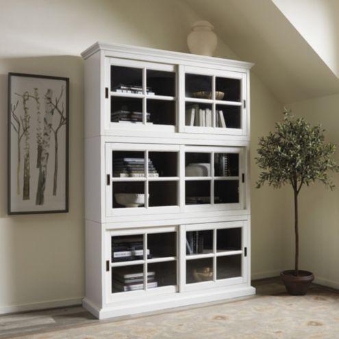 Cortona Tall Bookcase