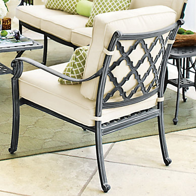 Outdoor furniture collections ballard designs for Ballard designs chaise lounge