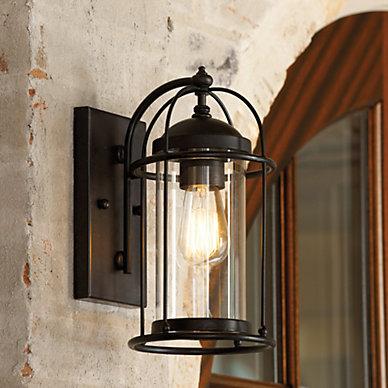 outdoor lighting - Ballard Home Design