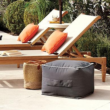 Outdoor lounge furniture ballard designs for Ballard designs chaise lounge