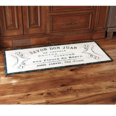 Soap Label Comfort Mat | Rugs