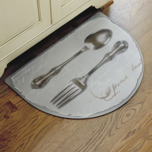 Heirloom Silverware Comfort Mat