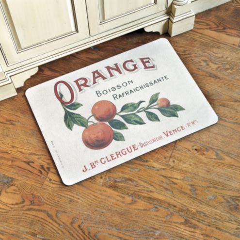 Orange Label Comfort Mat | Rugs
