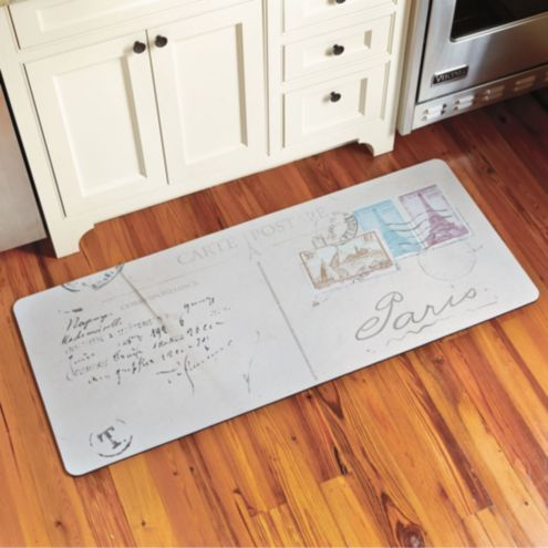 SK Postcard Comfort Mat | European-Inspired Home Furnishings