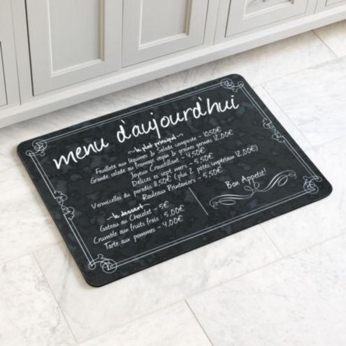 French Bistro Comfort Mat