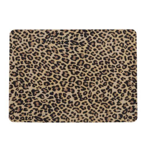 Leopard Print Comfort Mat