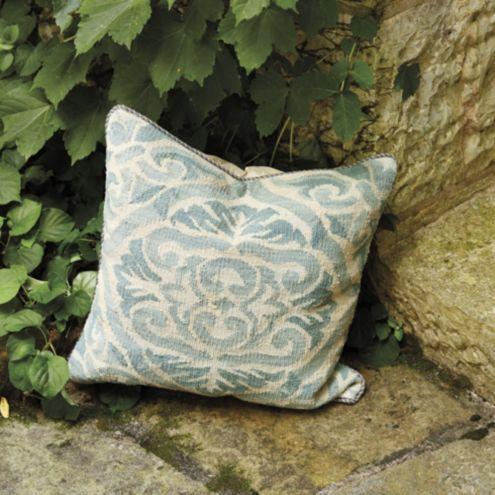 Casa Florentina Seychelles Handwoven Pillow