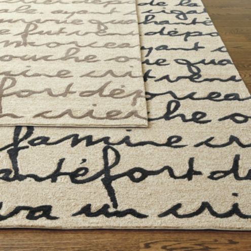 Le Poeme Indoor Outdoor Rug