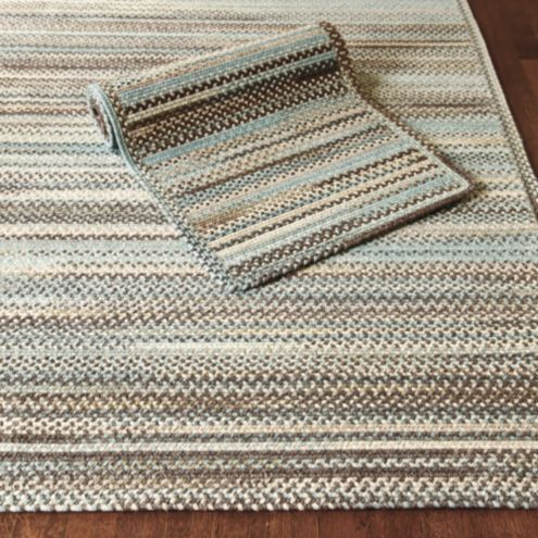 Charlotte Braided Rug | Rugs