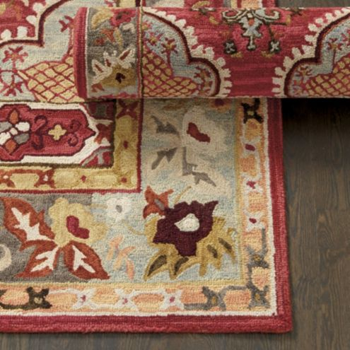 Lewis Hand Hooked Rug