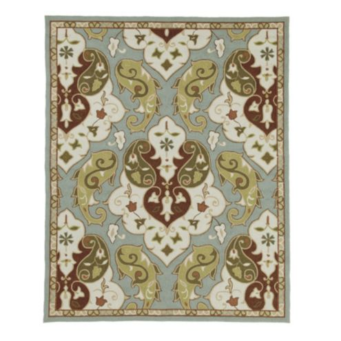 Livonia Indoor/Outdoor Rug | European-Inspired Home Furnishings