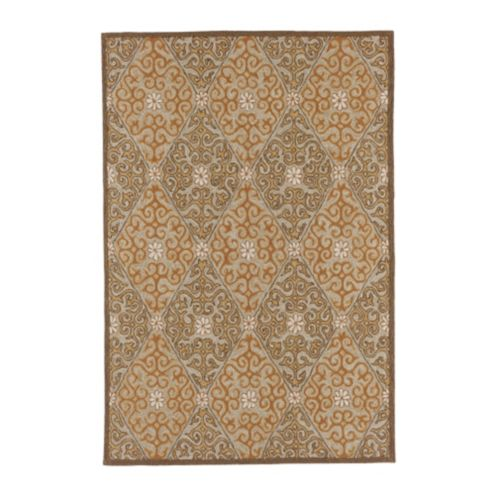 Cora Hooked Indoor/Outdoor Rug