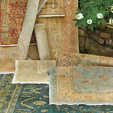 Rugs And Drapery