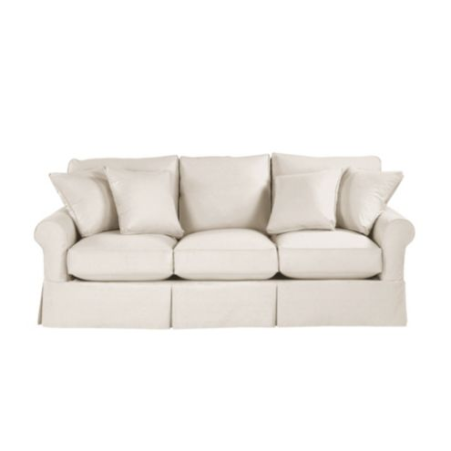 Baldwin Sofa Slipcover - Special Order Fabrics