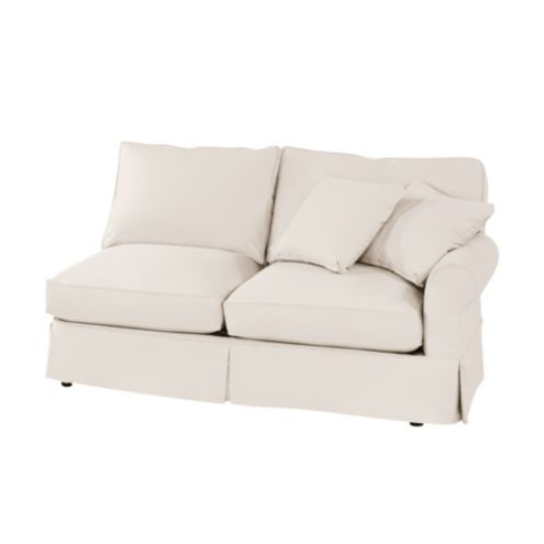 Baldwin Right Arm Full Sleeper Slipcover | Special