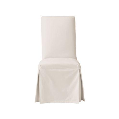 Ballard Essential Parsons Chair Slipcover